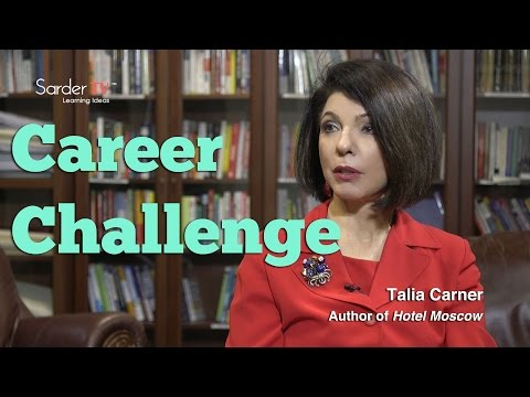 What was your biggest challenge as a business consultant? by Talia Carner
