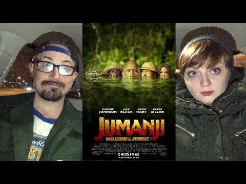 Midnight Screenings LIVE - Jumanji: Welcome to the Jungle