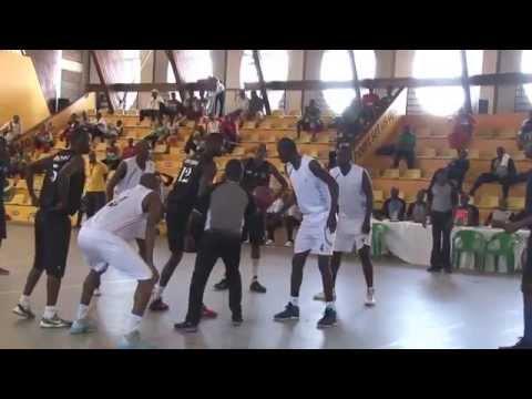 Rwanda Vs Tanzania EAC Military games Basketball at Lugogo
