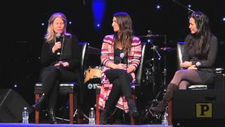 "Sara Bareilles and ""Waitress"" Creatives Dish on New Musical at BroadwayCon"