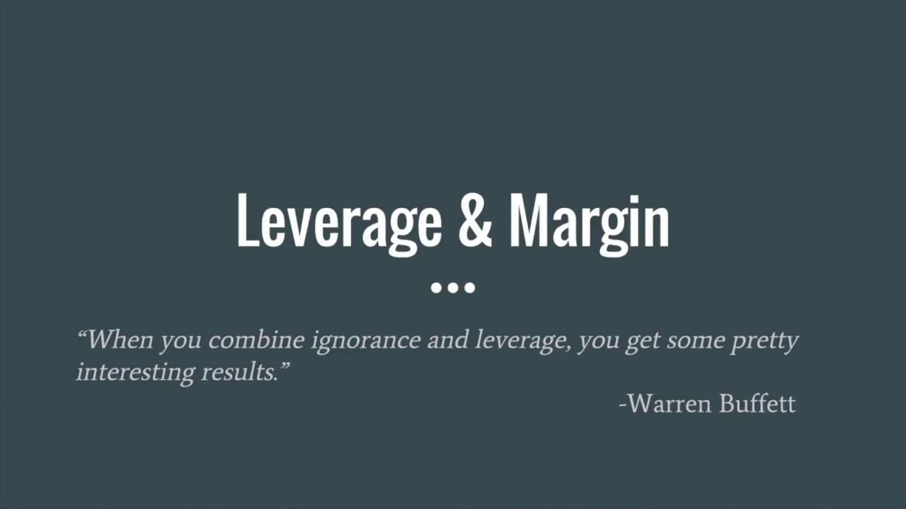 Forex Leverage Margin Explained Lesson 7