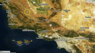 The Big One: Large Scale Motion Detected Along San Andreas Fault, 6.2 Hits Mid Atlantic