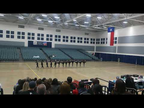 Berta Cabaza Middle School Silver Stars Team Jazz at ADTS Competition 2020