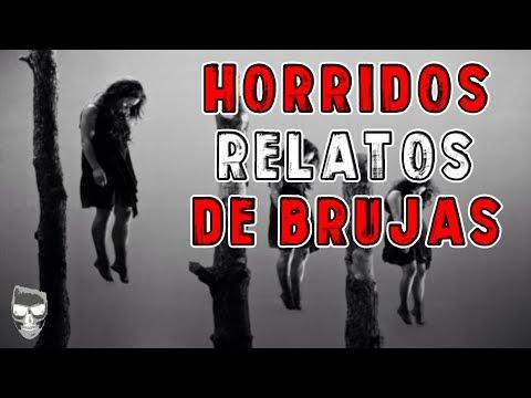 LAS BRUJAS DEL BOSQUE | EL PUEBLO DE LAS BRUJAS | HISTORIAS DE BRUJAS: XXV | HISTORIAS REALES