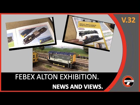 FEBEX update & New loco's for Old Oak Bridge