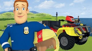 Fireman Sam New Episodes | When Fools Rush in - Rescues Marathon 🚒 🔥 | Videos For Kids