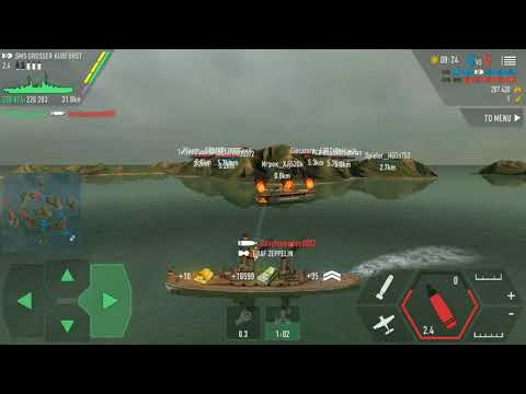 Battle of warships 1.62.2 : SMS GROSSER KURFURST