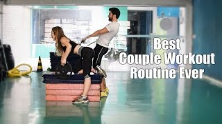 Couple Workout Routine. Seriously, only couples.