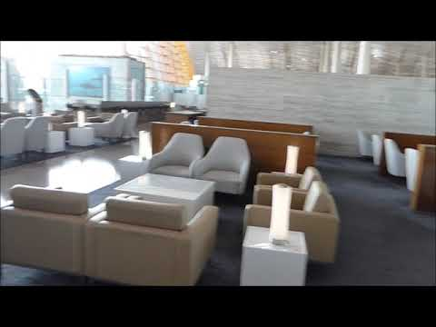 Cathay Pacific Lounge at PEK Beijing Capital International Airport