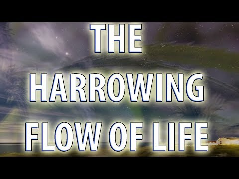The Harrowing Flow of Life (Stream of Consciousness Music #1)