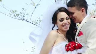 Обзорный клип Максим и Таня 1 октября 2016 (монтаж в день свадьбы)