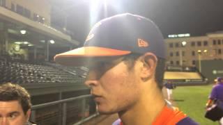 Clemson Baseball // Krieger - 3/11/15