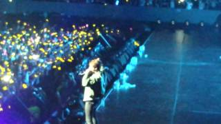[Fancam] Big Bang MADE tour in Mexico Bae Bae