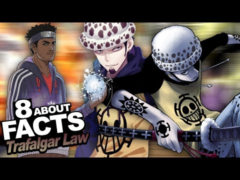 """8 Facts About Trafalgar Law You Should Know!!! W/ ShinoBeenTrill & Stahtz """"One Piece Anime"""""""