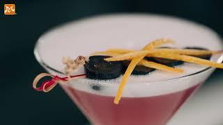 Hướng Dẫn Pha Chế Cocktail MoonLight Cocktail Cực Sành Điệu | Học Pha Chế | Hướng Nghiệp Á Âu