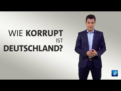 #kurzerklärt: Wie korrupt ist Deutschland?