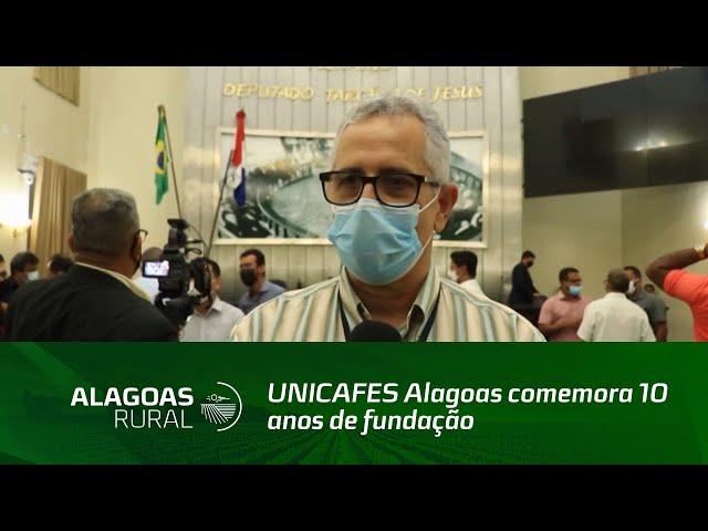 UNICAFES Alagoas comemora 10 anos de fundação