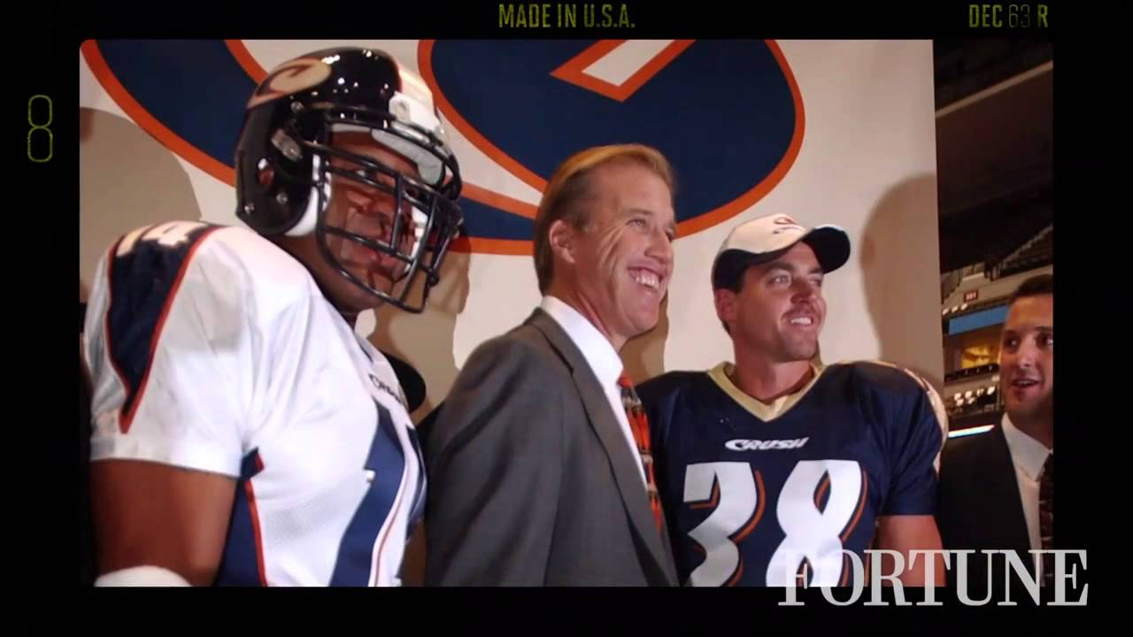 John Elway's biggest challenge: The business world | Fortune