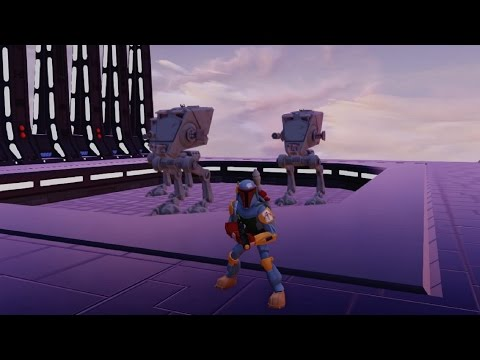Disney Infinity 3.0 - How To Create A Death Star Hangar Lift