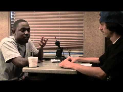 Kendrick Lamar Interview Pt.1