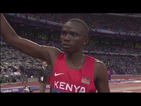 Rudisha, Aman & Kaki Win 800m Semi-Finals