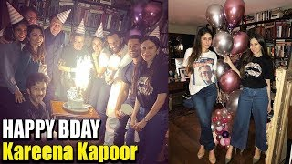 INSIDE VIDEO: Kareena Kapoor BIRTHDAY CELEBRATION With Kapoor & Pataudi Family At Home | Turns 38