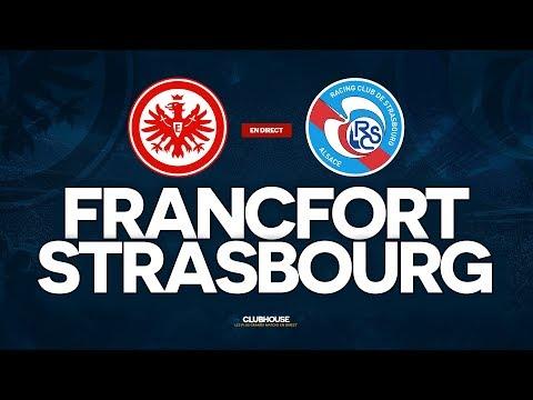 Fussball Talk Live Eintracht Frankfurt Vs Fc Strasbourg
