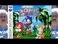 Sonic Adventure SA1 на Sega Saturn Эксклюзив для Сатурна фейк mp3