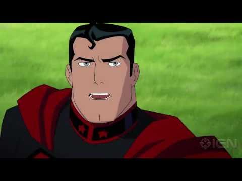 Супермен: Красный Сын - Официальный Трейлер (2020)