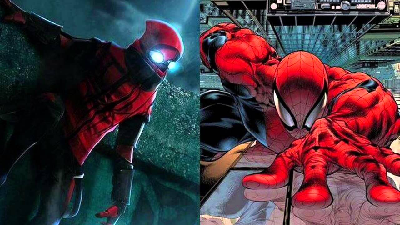 Two Spider-Man Costumes CONFIRMED in Captain America Civil War? - YouTube