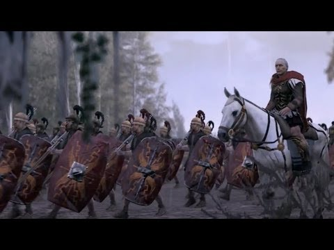 Total War: Rome II - Caesar in Gaul Campaign Pack Trailer