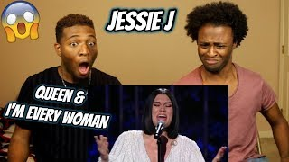 Jessie J Performs 'Queen/I'm Every Woman' | Dear Mama  (WE FELL OUT!!)