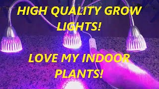 REVIEW LED Grow Light, 15W with Separate Control Switches by AFBEST