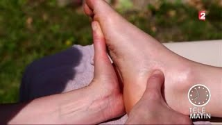 Santé – Quand la réflexologie soulage les douleurs