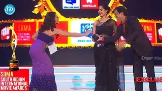 Cover images SIIMA 2014 || Tamil Best Playback Singer Female || Shakthi Sree