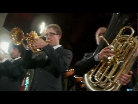 Brahms, Chorale Prelude No.10 - Canadian Brass (arr. Ralph Sauer)