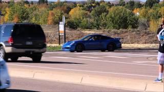 Supercar Accelerations: 12C, 458, R8, GTR, 911, M4, Corvette, etc
