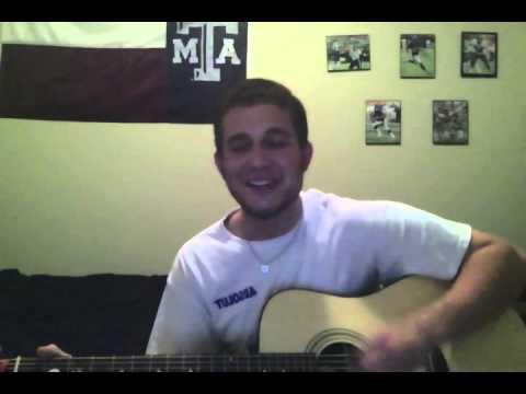 She's Like Texas - Josh Abbott Band (Cover by Brandon Lee)