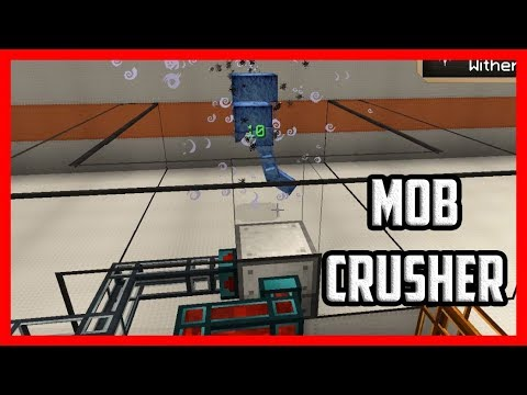 [TUTORIAL] MOB CRUSHER | Industrial Foregoing [Ger] - YouTube