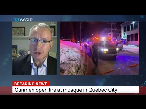 Breaking News: Gunmen open fire at mosque in Quebec City