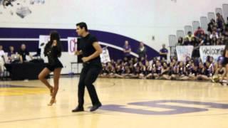 Southwest High School Latin Dance Club Performance
