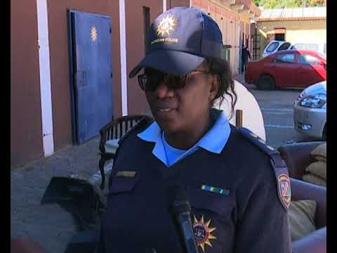 NamPol recovers stolen items in Windhoek-NBC