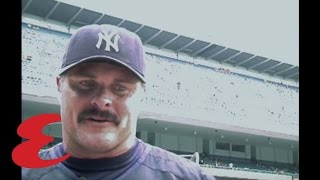 Jason Giambi and His Magical Mustache