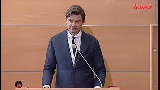 Konferencja w WSKSiM: Krzysztof Krawczyk - Prezes CVC Polska