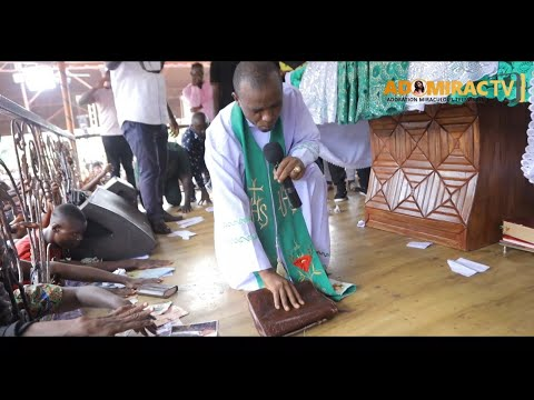 Download Rev Fr, Ejike Mbaka - The Enemy Cannot Destroy You, In The Name Of Jesus Christ