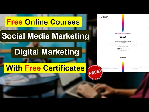 Digital Marketing and Social Media Marketing Free Certification Course | Digital Marketing