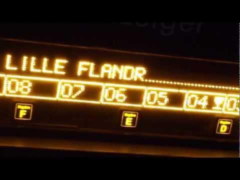 How to TGV Train Disneyland Paris Charles De Gaulle Airport Marne la Vallee Chessey