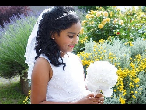 Alexa's First Holy Communion