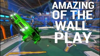 Amazing of the wall play Road To Grand Champ