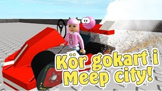 La ville de 'r tillbaka i Meep!🏘 Roblox svenska